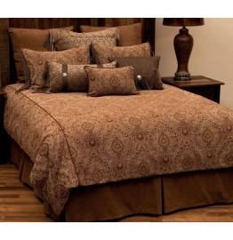 image for BASIC El Dorado Luxury Bed Ensemble Set by Wooded River