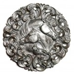 image for Equine Family Horse Florentine Medallion