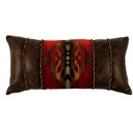 image for Gallop Southwest Throw Pillow 14 x 26