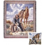 image for Good Company Western Tapestry Throw & Pillow Set