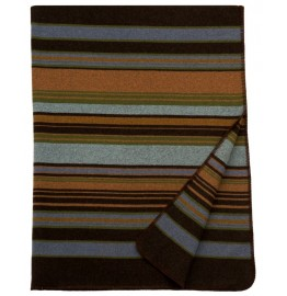 image for Hudson II Saddleblanket Throw Blanket 60 x 72