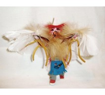 image for Hummingbird Kachina Southwest Christmas Ornament