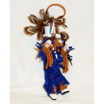 image for Kokopelli Kachina Southwest Christmas Ornament