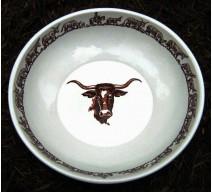 Longhorn Western Dinnerware 16 Pc Set