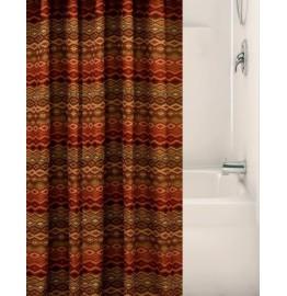 Marquise IV Luxury Southwest Custom Shower Curtain
