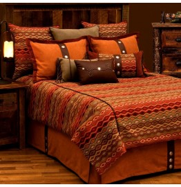 Marquise Iv Deluxe Southwestern Bed Ensemble Set