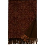 image for Milady Chenille Throw Blanket 55 x 72
