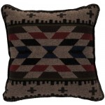 image for Mojave Geometric Southwestern Throw Pillow 20 x 20 **DISCONTINUED