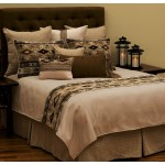 image for DELUXE Mountain Storm Bed Ensemble Set