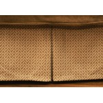 image for Tailored Alps Linen Bedskirt
