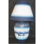 image for Native Dream Navajo Pottery Lamp & Shade 7 sizes