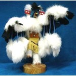 image for EAGLE DANCER Kachina Doll Navajo Made 3 sizes