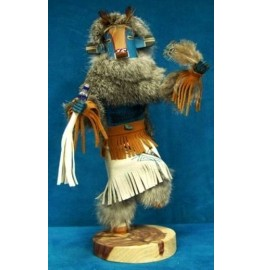 image for LIZARD Kachina Doll Navajo Made 3 sizes