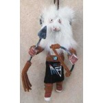 image for Buffalo Kachina Southwest Christmas Ornament