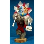 image for CHIEF Kachina Doll Navajo Made 3 sizes