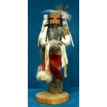 image for CORN MAIDEN Kachina Doll Navajo Made 3 sizes