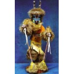 image for DEER Kachina Doll Navajo Made 3 sizes