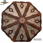 image for Desert Diamond Navajo Design Ceiling Fixture 23 inch