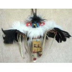 image for Eagle Kachina Southwest Christmas Ornament