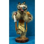 image for HOTOTO Kachina Doll Navajo Made 3 sizes