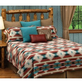 image for BASIC Painted Sky Southwest Bed Ensemble Set