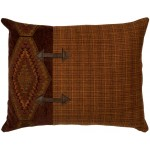 image for Pueblo Heather Southwest Sham Pillow Cover King Size