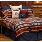 image for A VALUE Redrock Canyon Southwest Bed Ensemble Set