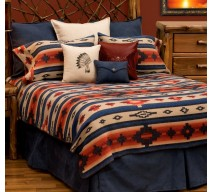 image for DELUXE Redrock Canyon Southwest Bed Ensemble Set