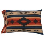 image for Redrock Canyon Southwest Pillow Sham King Size