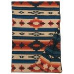 image for Redrock Canyon Southwest Throw Blanket 60 x 72
