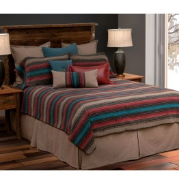 image for DELUXE Rio Rancho Southwest Bed Ensemble Set