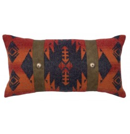 image for Socorro II Southwest Throw Pillow 14 x 26
