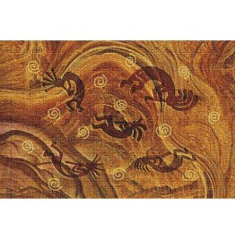 image for Ancient Ones Southwest Woven Placemat Set of 8