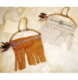 image for Mini Navajo Bow & Quiver Southwest Christmas Ornament