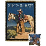 image for Stetson Amigo Western Tapestry Throw & Pillow Set