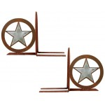 image for Texas Ranger Star Western Bookends