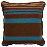 image for Tombstone III Saddleblanket Throw Pillow 20 x 20