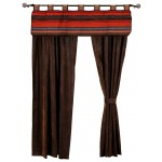 image for Tombstone Valance and Drapery Set 84 long