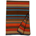 image for Tombstone III Saddleblanket Throw Blanket