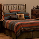 image for DELUXE Tombstone III Western Bed Ensemble Set
