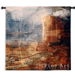 image for Transition Southwestern Wall Tapestry & Rod 53 x 53