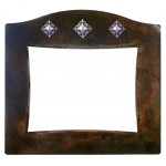 image for Concho Accent Western Photo Frame 5 x 7