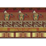 image for Western Slant Shadows Southwest Woven Placemat 8-Pc