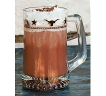 image for Steers & Stars Western 8-Pc Beer Mug Set 15 oz
