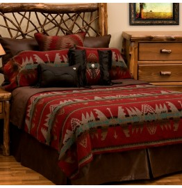 image for DELUXE Yellowstone II Southwest Bed Ensemble Set