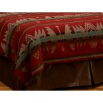 image for Yellowstone II Geometrical Southwest Bedspread