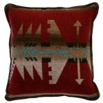 image for Yellowstone II Southwestern Throw Pillow