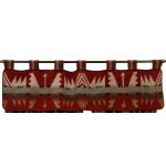image for Yellowstone II Southwest Tab Top Valance 60 x 17