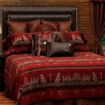 image for A VALUE Yellowstone III Southwest Bed Ensemble Set